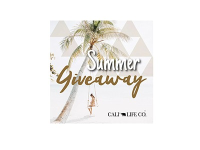 Enter to Win $500 in Cali Life Co. Sunglasses