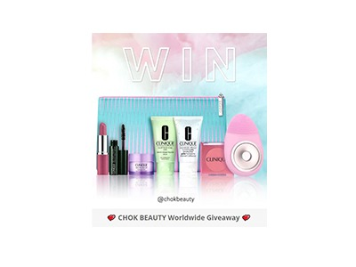 CHOK Beauty Summer Giveaway