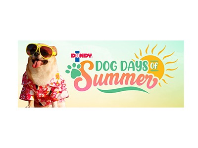 Dandy Dog Days of Summer Sweepstakes