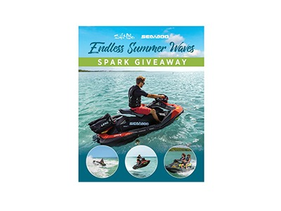 Salt Life & Sea-Doo Endless Summer Waves Spark Sweepstakes