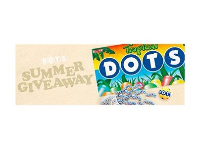 Tropical Dots Summer Giveaway
