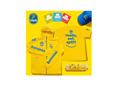 Win Chiquita Sports Merchandise