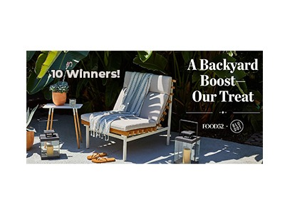 Food52 x Blu Dot Sweepstakes