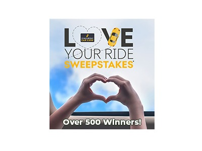 Love Your Ride Sweepstakes