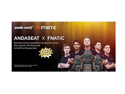 Andaseat World Leading Gaming Chair Giveaway