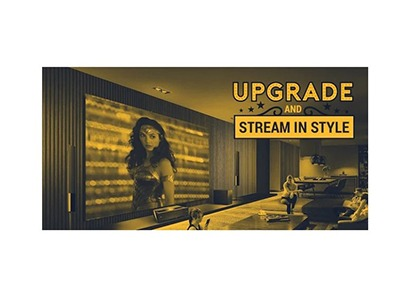 CinemaBlend Upgrade and Stream in Style