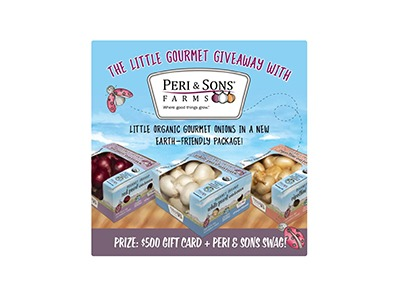 Farm Star Little Gourmet Giveaway