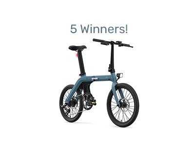Win a Fiido D11 E-bike