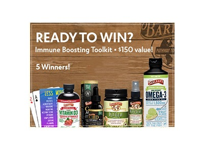 Immune Boosting Toolkit Giveaway