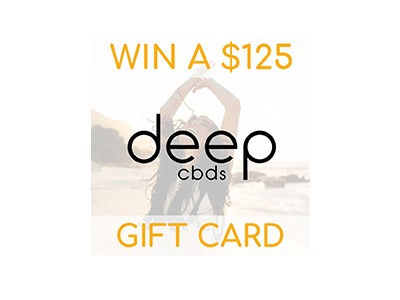 deepCBDs Fall Into Wellness Gift Card Giveaway
