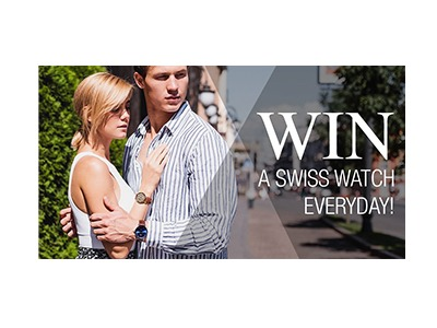 Jowissa Swiss Watch Giveaway