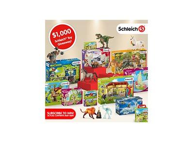 Schleich Toy Giveaway