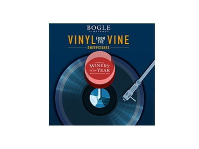 Bogle Vineyards Vinyl from the Vine Sweepstakes