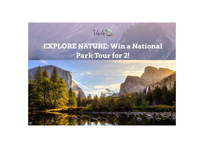 EXPLORE NATURE: Win a National Park Tour for 2