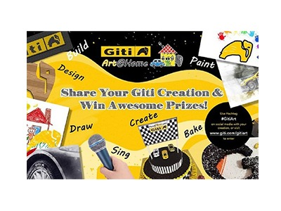 Giti Art @Home October Contest 2020
