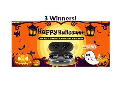 Win Aptx Wireless Earbuds
