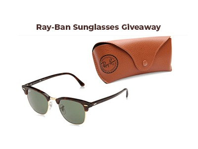 Ray-Ban Sunglasses Giveaway