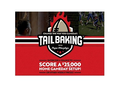 Tailbaking with Papa Murphy's Sweepstakes