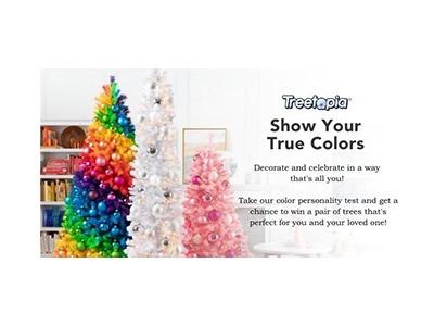 Treetopia Show your True Colors
