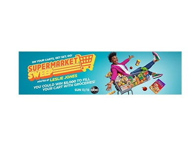 Valpak Supermarket Sweep Grocery Sweepstakes