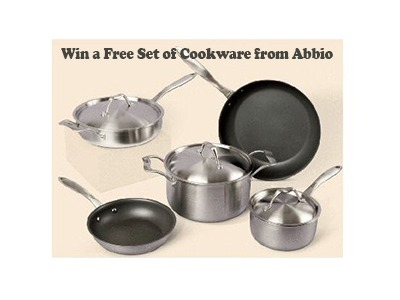 Win a Free Set of Cookware from Abbio
