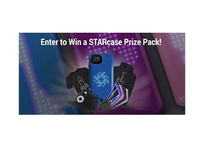 Win a STARcase Prize Pack