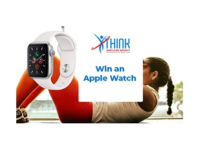 Win an Apple Watch think and lose weight