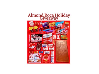 Almond Roca Holiday Giveaway