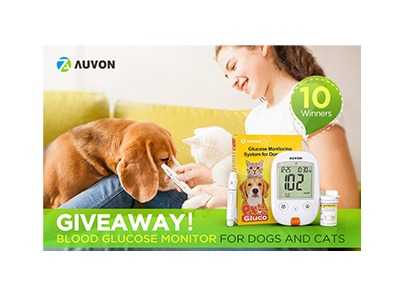 Animal-Specific Blood Sugar Test Kit Giveaway