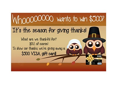 Express Medical Supply Visa Gift Card Giveaway