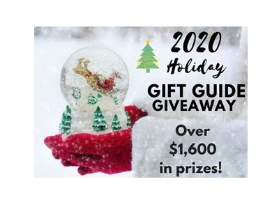 Holiday Gift Guide Giveaway 2020