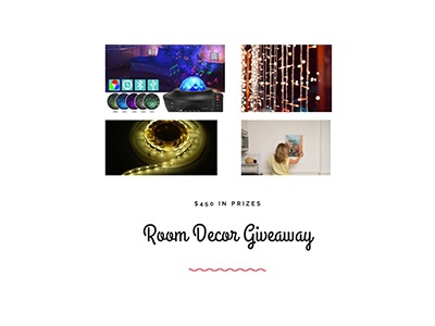 Room Decor Giveaway