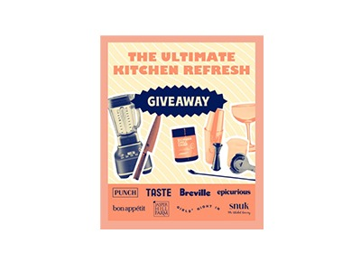 The Ultimate Kitchen Refresh Giveaway
