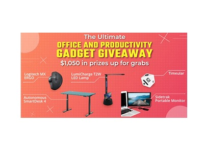 The Ultimate Office and Productivity Gadget Giveaway