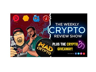 The Weekly Crypto Review Show Cryptocurrency Giveaway