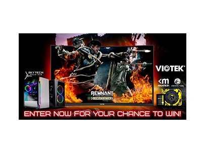 Viotek X Remnant From The Ashes Sweepstakes