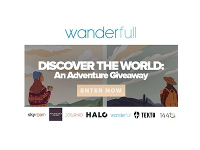Discover the World: An Adventure Giveaway