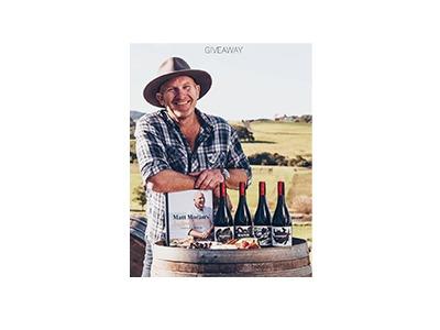 Win a Wine Pack and Matt Moran Signed Book