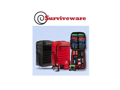 Win 2 Responder 72-Hour Survival Backpacks