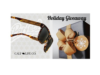 Win a Cali Life Co. Holiday Shopping Spree