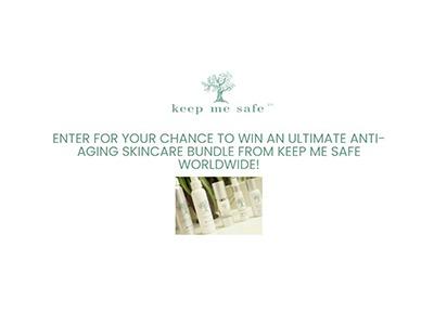 Win an Ultimate Anti-Aging Skincare Bundle