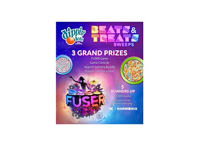 Dippin' Dots Beats & Treats Sweeps