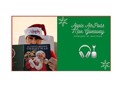 Win Apple AirPods Max Headphones