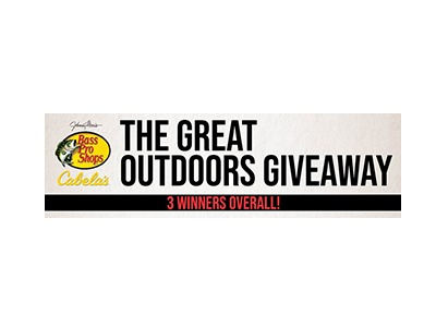 Bass Pro Shops Great Outdoors Giveaway