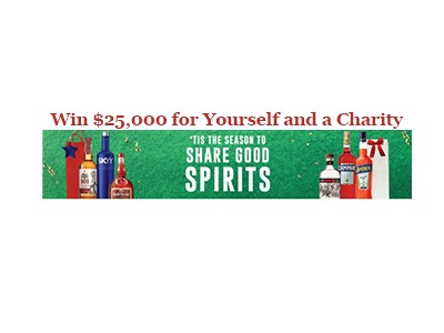 Campari Share the Good Spirits Sweepstakes