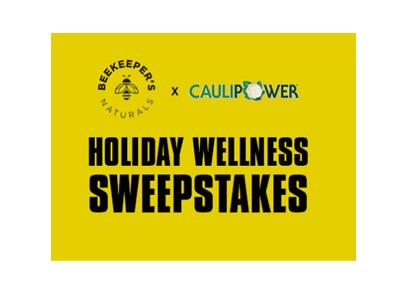 Caulipower Holiday Wellness Sweepstakes