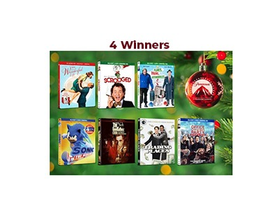 CinemaBlend's Holiday Giveaway
