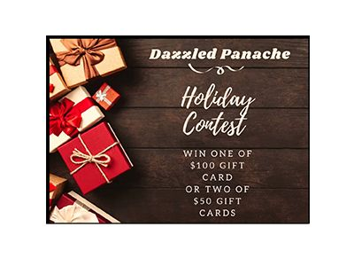 Dazzled Panache Holiday Giveaway