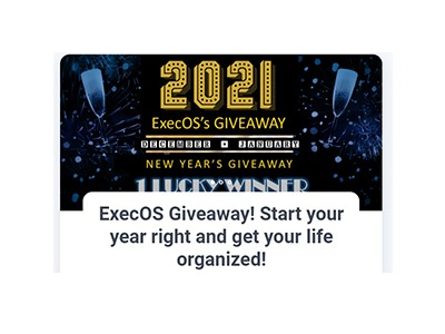 ExecOS Business Book Bundle Giveaway
