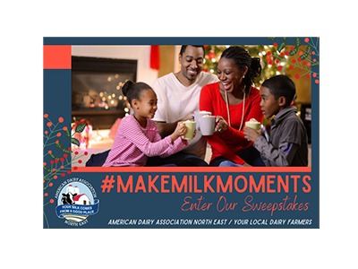 #MakeMilkMoments Sweepstakes